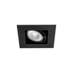 BASICSTERN RECESSED 1xGU10, oprawa wpuszczana, kolor czarny