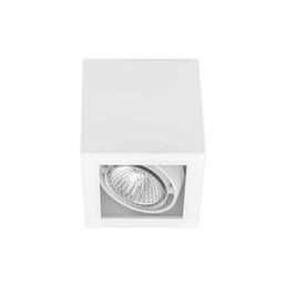 BASICSTERN SURFACE 1xGU10, oprawa natynkowa, kolor biały