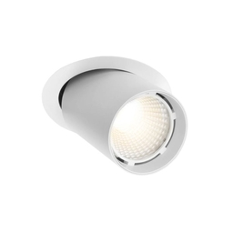MR HIDE XL LED, oprawa wpuszczana, kolor biały