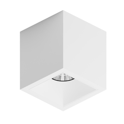 MR CUTE LED, oprawa natynkowa, kolor biały