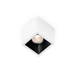 FRONT RING, ring dekoracyjny, kolor czarny
