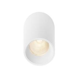MRS CUTE LED, oprawa natynkowa, kolor biały