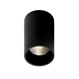 MRS CUTE LED, oprawa natynkowa, kolor czarny
