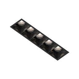 SHY GUY TRIMLESS LED, oprawa wpuszczana, kolor czarny