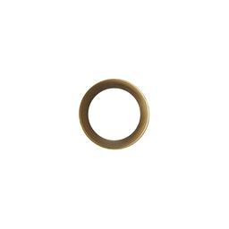 RING 37, pierścień dekoracyjny do opraw, kolor złoty