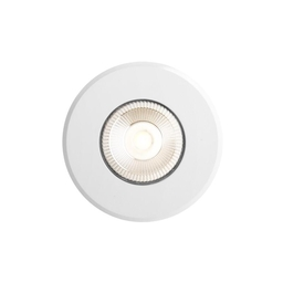 FOGGY LED IP54, oprawa wpuszczana, kolor biały