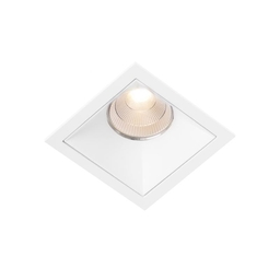 MR CUTE LED RT, oprawa wpuszczana, kolor biały