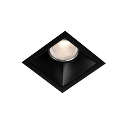 MR CUTE LED RT, oprawa wpuszczana, kolor czarny