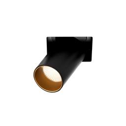 MR HIDE SQUARE TRIMLESS LED, oprawa wpuszczana, kolor czarny