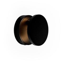 HALO LED, kinkiet, kolor czarny