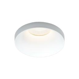 io78 LED IP54, oprawa wpuszczana, kolor biały