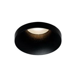 io78 LED IP54, oprawa wpuszczana, kolor czarny