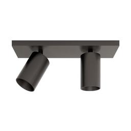 SternLight - BASICSTERN spot 2x GU10 230V, czarny