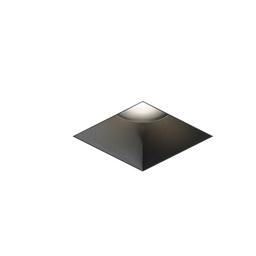 SternLight - BASICSTERN square 1xGU10, czarny