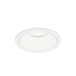 SternLight - BASICSTERN round 1xGU10 IP44, biały