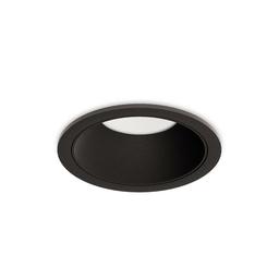 SternLight - BASICSTERN round 1xGU10 IP44, czarny